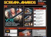 Votez pour Scream Awards 2011