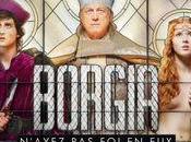 Borgia (Canal+) Meilleure campagne publicitaire rentrée