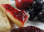 Confiture pommes prunes