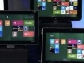 Microsoft devoile tablettes sous Windows