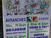 idées sortie dans Manche (50) pour septembre 2011