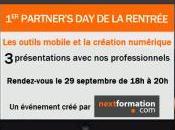 Partner's rentrée outils mobile création numérique