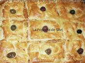 Pizza couverte cocas l'algérienne
