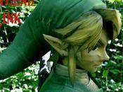 Papercraft géant Link (Zelda)
