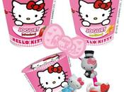 yaourts Hello Kitty Slovaquie