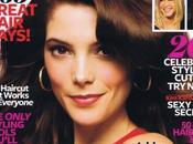 Photos d'Ashley Greene dans magasine InStyle Hair