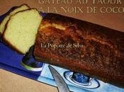 Gâteau yaourt lait coco