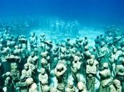 Underwater Sculpture quand l'art fait corps avec nature