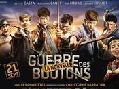 cinéma Guerre Boutons s'enflamme