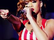 L'horreur semaine Down Rihanna live