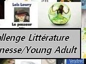 Challenge Littérature Jeunesse Young Adult