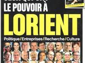 L'Expansion septembre 2011: pouvoir Lorient?