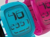 Swatch Touch montre tactile colorée