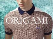 Fred Perry's Origami Blank Canvas