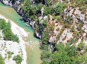 GORGES VERDON, site naturel exceptionnel Provence