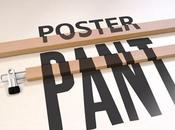 Poster-pant disponible tailles