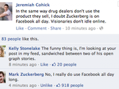 Mark Zuckerberg passerait-il journées Facebook