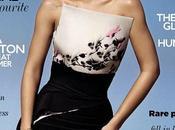 C'est Rihanna blonde pose pour Vogue