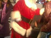 Justin Bieber clip avec Père Noël