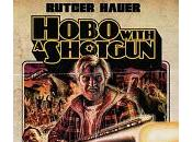 """Hobo with shotgun"" l'Étrange"