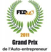 Grand Prix FEDae sera l'auto-entrepreneur l'année 2011