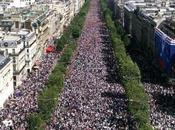 Nuit Blanche surpopulation parisienne s'aggrave