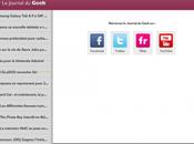 1000 applications optimisées pour TouchPad dont Journal Geek