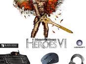 [Jeu-concours JDG] accessoires, jeux-vidéo goodies Heroes