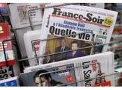 France Soir version papier, c'est fini