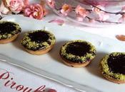Tartelettes pistaches chocolat recette deux variations