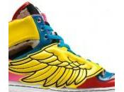 adidas Originals Jeremy Scott 2NE1 Wings