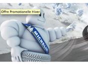 Michelin part campagne pour pneus hiver
