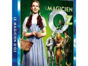 Magicien d'Oz Blu-ray magique