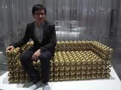 Canapé bulle écologique boule bambou Yii-Jui