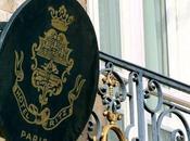 Ritz Paris ferme portes pour travaux