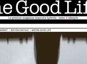 Nouveau magazine homme Good Life Magazine.