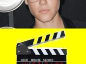 Justin Bieber fiction tournage