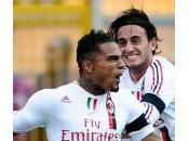 Milan passe d'armes