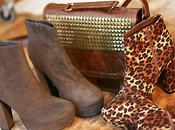 Coming soon Grey Leopard boots