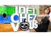 IDF1 Chez Vous spécial Halloween avec Isabelle2 Olivier