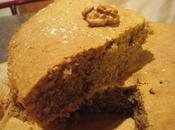 Gâteau peu) fondant noix
