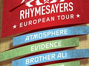 Rhymesayers European Tour feat. EVIDENCE Cats Dogs Album