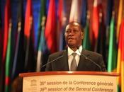 Côte d'Ivoire préfet Ouattara Paris:roucoulements perspective…