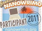 [Ecriture] Nanowrimo, édition 2011