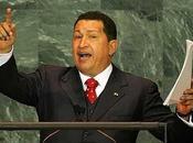 Hugo Chavez crie mensonge