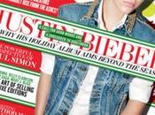 Justin Bieber album n'est encore sorti, qu'il déjà couverture