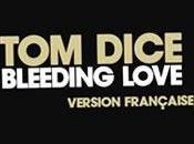 Dice lance dans reprise Leona Lewis, français