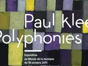 Paul Klee Polyphonies Cité musique