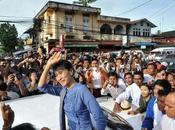 Aung lâche rien face gouvernement birman
