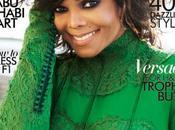 Janet Jackson couverture Harper Bazaar Arabia